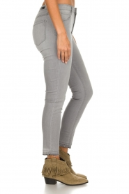 Articles of Society |  High-rise jeans Heather | grey  | Picture 4