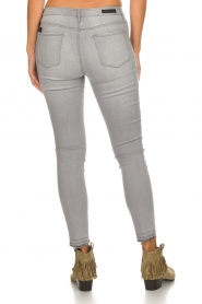 Articles of Society |  High-rise jeans Heather | grey  | Picture 5