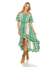Devotion | Dress Annelies | green  | Picture 2