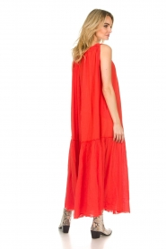 Devotion |  Maxi dress Sisi | red  | Picture 5