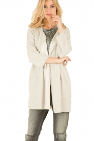 Cardigan Bridget | grey