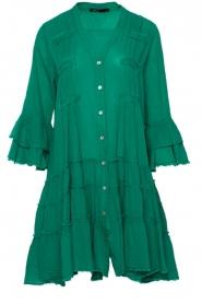Devotion |  Dress Delia | green  | Picture 1