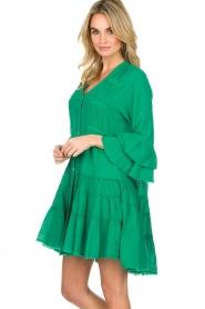 Devotion |  Dress Delia | green  | Picture 6