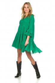 Devotion |  Dress Delia | green  | Picture 3