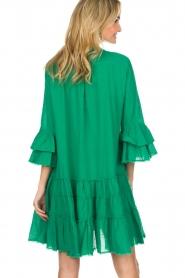 Devotion |  Dress Delia | green  | Picture 7