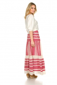 Devotion |  Skirt Meg | red  | Picture 4