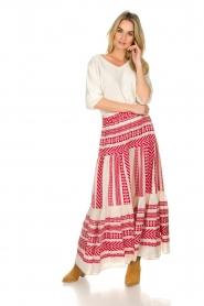 Devotion |  Skirt Meg | red  | Picture 2