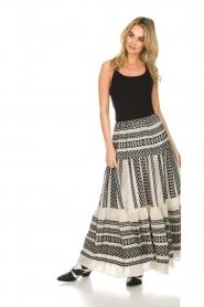 Devotion |  Skirt Meg | black & white  | Picture 3