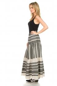 Devotion |  Skirt Meg | black & white  | Picture 4