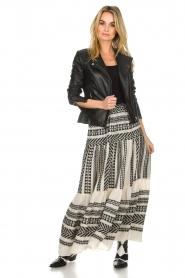 Devotion |  Skirt Meg | black & white  | Picture 2