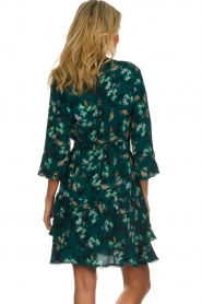 Freebird |  Floral dress Hazel | green  | Picture 6