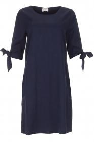 Freebird |  Dress bow cuffs Jadyn | blue  | Picture 1