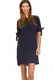 Freebird |  Dress bow cuffs Jadyn | blue  | Picture 2