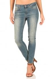 Set | Jeans Malta lengtemaat 32 | lichtblauw  | Afbeelding 2