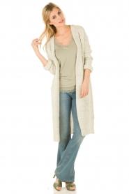 Set | Flared jeans Romy lengtemaat 34 | lichtblauw  | Afbeelding 3