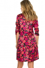 Freebird |  Floral dress Poppy | red  | Picture 5