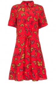 Freebird | Dress Suzy | red   | Picture 1