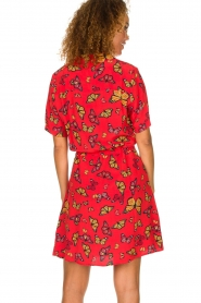 Freebird | Dress Suzy | red   | Picture 5