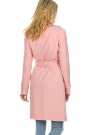 Arma |  Studio Ar trench coat Cecilia | pink  | Picture 7