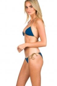 Tooshie |  Reversible triangle bikini Hampton | blue  | Picture 4