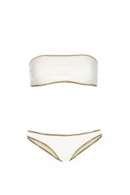Tooshie |  Reversible bandeaubikini Hampton | white  | Picture 1
