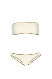 Tooshie |  Reversible bandeaubikini Hampton | white  | Picture 6