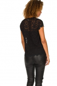Rosemunde | Lace top Sarah | black  | Picture 5