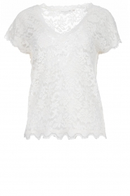 Rosemunde | Lace top Sarah | white  | Picture 1