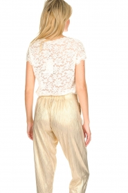 Rosemunde | Lace top Sarah | white  | Picture 5