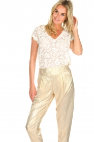 Rosemunde | Lace top Sarah | white  | Picture 2