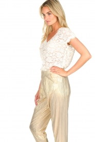Rosemunde | Lace top Sarah | white  | Picture 4
