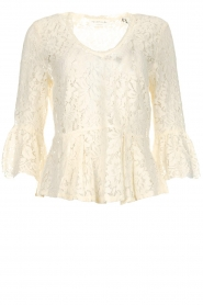 Rosemunde |   Lace top Sophia | white  | Picture 1