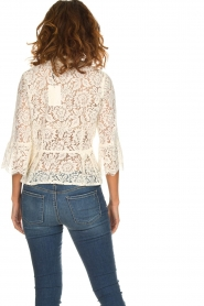 Rosemunde |   Lace top Sophia | white  | Picture 5