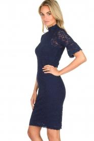 Rosemunde | Lace dress Benthe | blue  | Picture 4