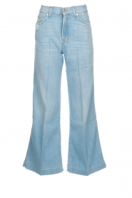 7 For All Mankind |  Flared jeans Lotta | blue  | Picture 1