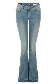 Flared jeans Beverly lengtemaat 32 | blauw