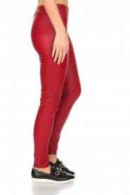 Arma | Lamsleren stretchlegging Roche | rood  | Afbeelding 4