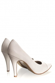 Noe | Leather pumps Nicole | natural  | Picture 5