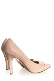 Noe | Leather pumps Nicole | nude  | Picture 5
