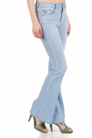 Lois Jeans | Flared jeans Raval lengtemaat 32 | blauw  | Afbeelding 2