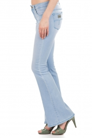 Lois Jeans | Flared jeans Raval lengtemaat 32 | blauw  | Afbeelding 4