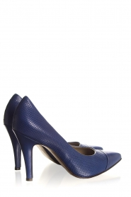 Noe | Leather pumps Nicole | blue  | Picture 5