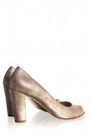 Noe | Leather pumps Nicoline | metallic  | Picture 5