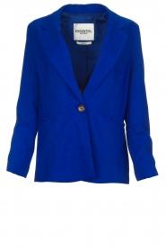Essentiel Antwerp | Blazer Taylor | blue  | Picture 1