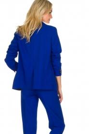 Essentiel Antwerp | Blazer Taylor | blue  | Picture 5