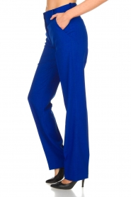 Essentiel Antwerp | Trousers Madeline | blue  | Picture 4