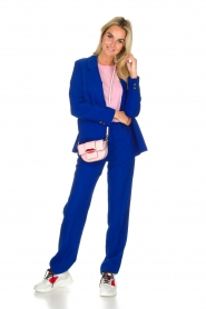 Essentiel Antwerp | Trousers Madeline | blue  | Picture 3