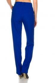 Essentiel Antwerp | Trousers Madeline | blue  | Picture 5