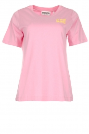 Essentiel Antwerp | T-shirt Iris | pink  | Picture 1