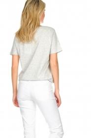 Essentiel Antwerp | T-shirt Amber | grey  | Picture 5